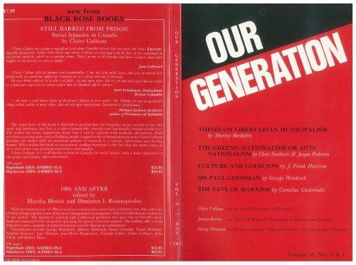 new from -- a —--— BLACK ROSE BOOKS 1tu~i