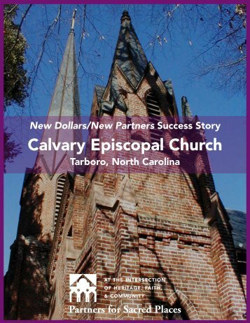 Calvary Episcopal Church - Partners for Sacred Places