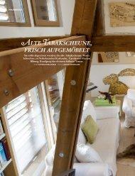 Servus Magazin / Deutschland Dez. 2013 - Josefine Unterhauser