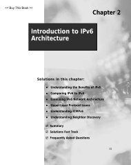 Introduction to IPv6 Architecture