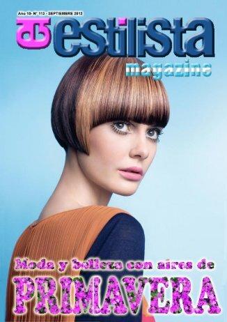 Clic para ver versión PDF - El Estilista Magazine