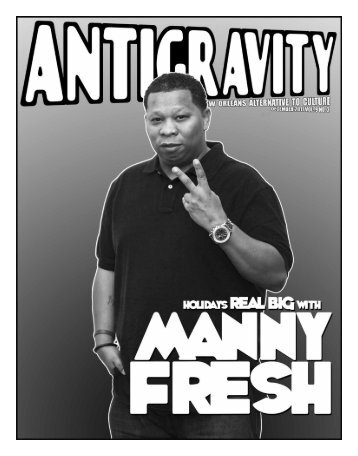 December 2011 (PDF) - Antigravity Magazine