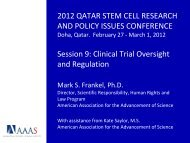 Establishing a Legal Foundation for Public Oversight of Clinical Trials