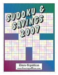 082507-Sudoku 12 pg - Times Republican