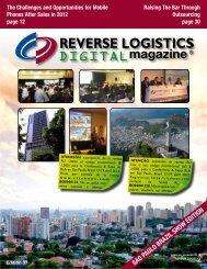 SAO PAulO BRAzil ShOw EdiTiOn - Reverse Logistics Magazine