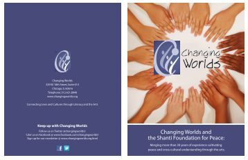 Download the merger booklet - Changing Worlds