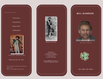 BILL GANNON
