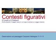 D.Longhi - Osservatorio del paesaggio del Canale di Brenta