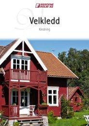 Velkledd - Bergene Holm