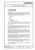 Design Specification for Gauges - KIRCHHOFF Automotive - Page 6