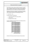 Design Specification for Gauges - KIRCHHOFF Automotive - Page 7