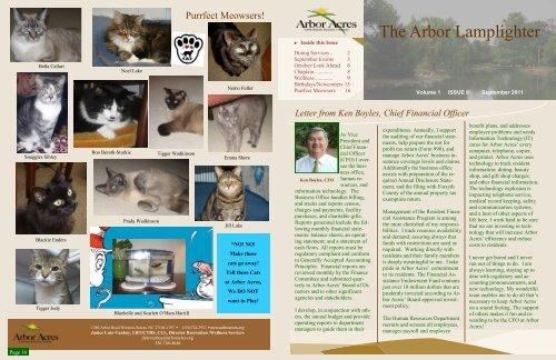 The Arbor Lamplighter - Arbor Acres