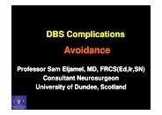 Avoidance - University of Dundee