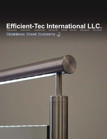 Efficient-Tec International LLC. - Solavanti Lighting