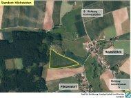 Höchstetten - Amt für Ernährung, Landwirtschaft und Forsten Ansbach