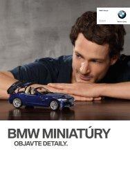 ponuka - BMW
