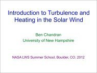 Introduction to Turbulence and Heating in the Solar Wind