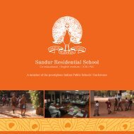 Sandur Residential School