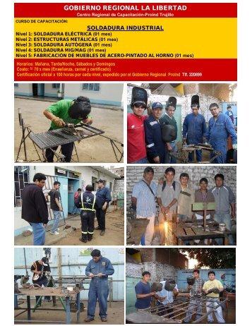 trabajos realizados por los alumnos - Gobierno Regional La Libertad
