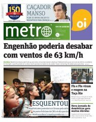 PDF Metro Rio de Janeiro