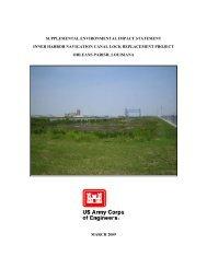 Final SEIS - NOLA Environmental