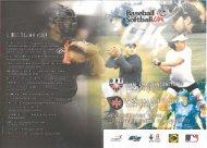 Championship programme - Project COBB