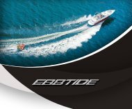 One Of A Kind - Ebbtide Boats