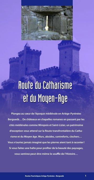 Route du Catharisme et du Moyen-Age - CCI Ariège