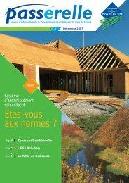 Voir le n°4 - Communauté de Communes du Pays de Falaise