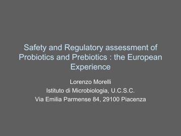 2. Safety of probiotics