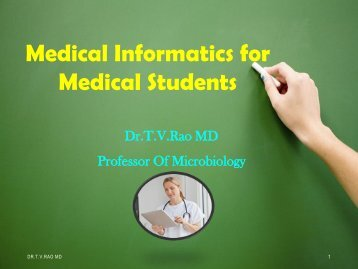 Medical Informatics and Medical Students