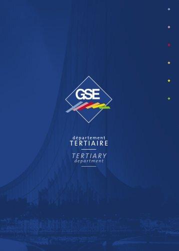 TERTIAIRE TERTIARY - Gse