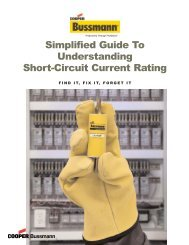 Simplified Guide To Understanding Short-Circuit Current Rating