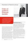Rapport Développement Durable 2011 - HSBC ... - e-accessibility - Page 4