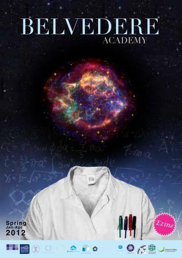Ezine Spring Term 2011-12.pdf - The Belvedere Academy