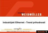 Predstavitev Industrijskega Etherneta SLO