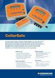 Cellarsafe Datasheet - Safelincs
