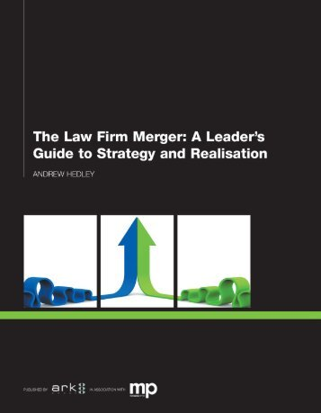 The Law Firm Merger_Part report