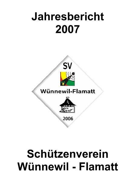 2007 - Schützengesellschaft Wünnewil