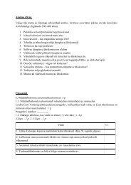 Arutlus (20 p) Valige üks teema ja kirjutage selle põhjal arutlus ...