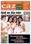 caz - Die Campus-Zeitung, Ausgabe 52 vom 12.11.2007