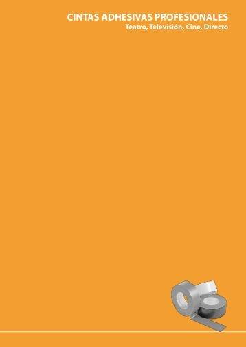 catalogo cintas adhesivas profesionales.pdf - Siluj