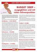 Dorfgschichten Dezember 2008 - bei der SPÖ Trausdorf - Page 2