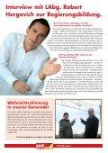 Dorfgschichten Dezember 2008 - bei der SPÖ Trausdorf - Page 3