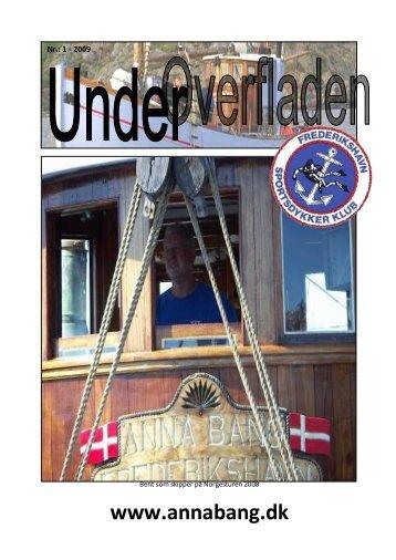 Under Overfladen 1 årgang 2009