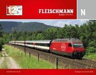 www.fleischmann.de Catalogue nouveautés 2012 - FERRAMATORI.it