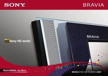 產品目錄下載 - Sony Style