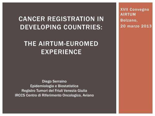EUROMED CANCER REGISTRY