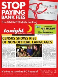 PAYING - tonight Newspaper