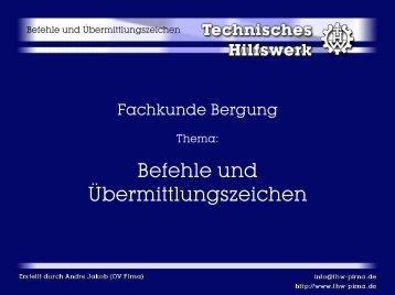 Befehle und Ãœbermittlungszeichen - Net-Housting.de